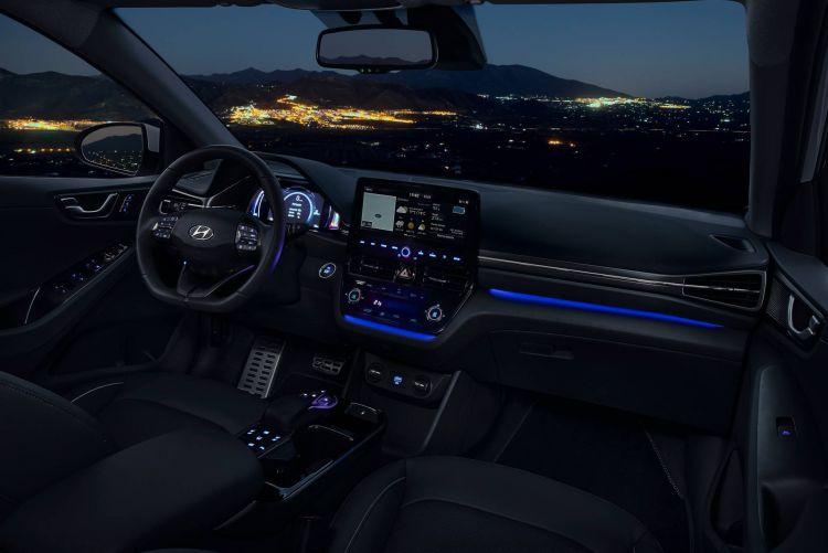 Hyundai Ioniq Electric 2019 15