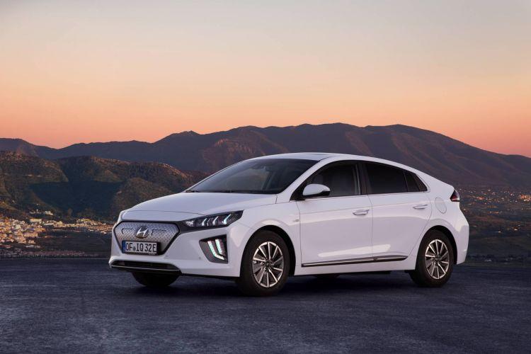 Hyundai Ioniq Electric 2019 4