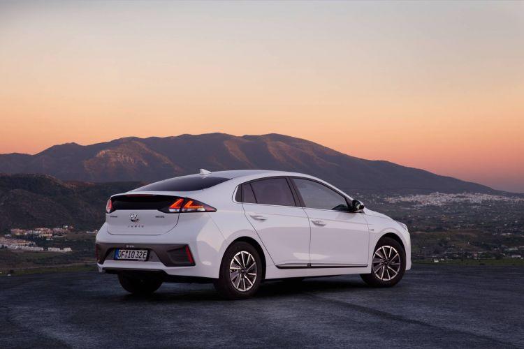 Hyundai Ioniq Electric 2019 6