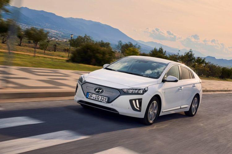 Hyundai Ioniq Electric 2019 8