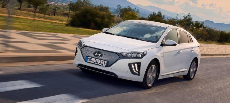 Hyundai Ioniq Electric 2019 P