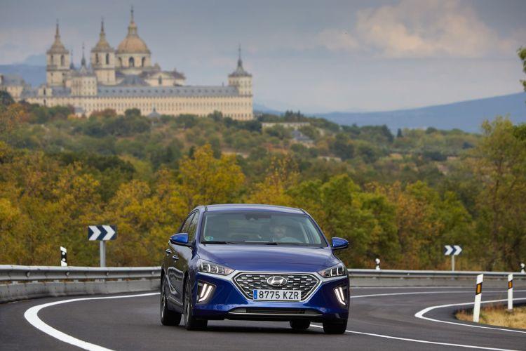 Hyundai Ioniq Hibrido Oferta Agosto 2020 06