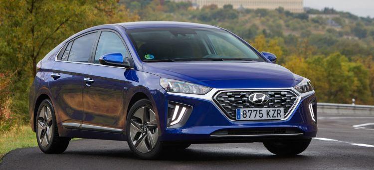 Hyundai Ioniq Hibrido Oferta Noviembre 2020 Portada