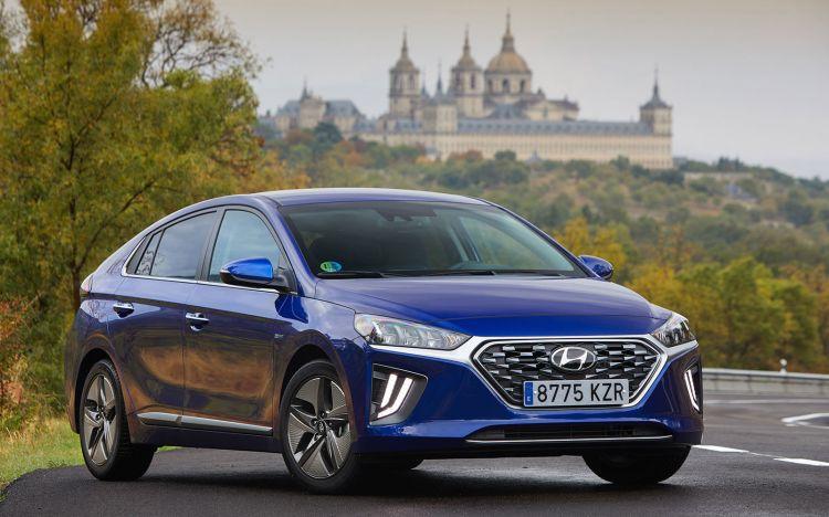 Hyundai Ioniq Oferta Abril 2021 Extrior 01