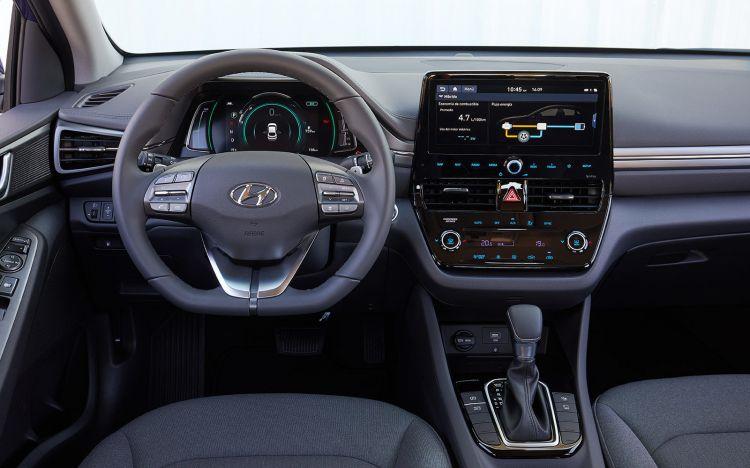 Hyundai Ioniq Oferta Abril 2021 Intrior 01
