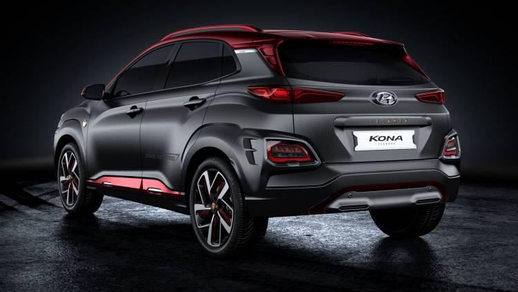 Hyundai Kona 2018 Iron Man 01