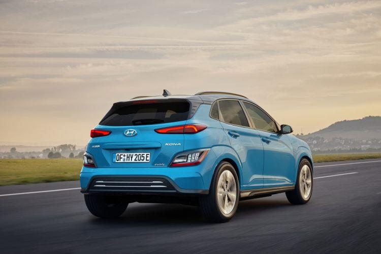 Hyundai Kona Ev Electrico 2021 02
