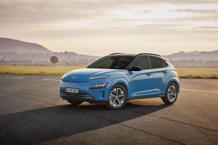 Hyundai Kona Ev Electrico 2021 05