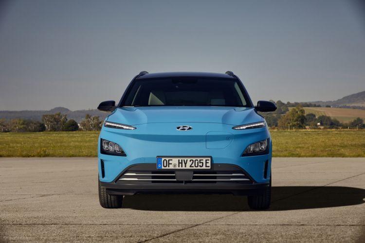 Hyundai Kona Ev Electrico 2021 06