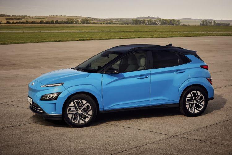 Hyundai Kona Ev Electrico 2021 09