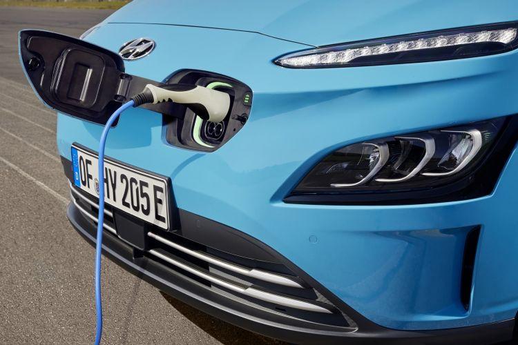 Hyundai Kona Ev Electrico 2021 13