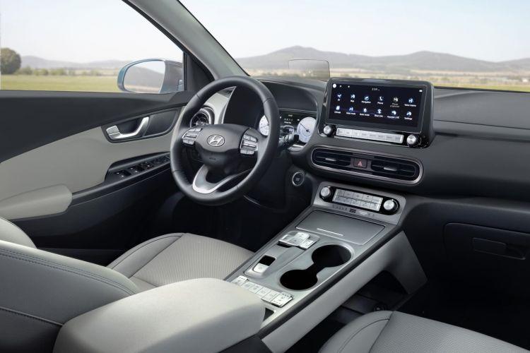 Hyundai Kona Ev Electrico 2021 15