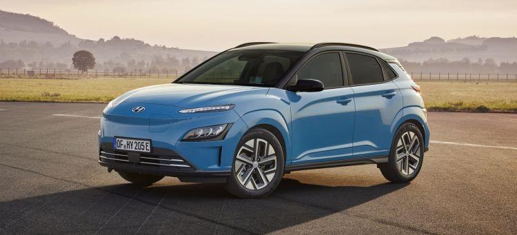 Hyundai Kona Ev Electrico 2021 Portada
