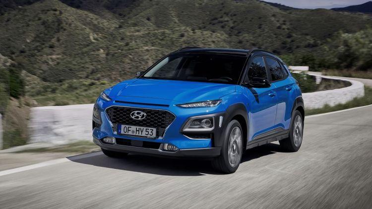 Hyundai Kona Hibrido 0619 005