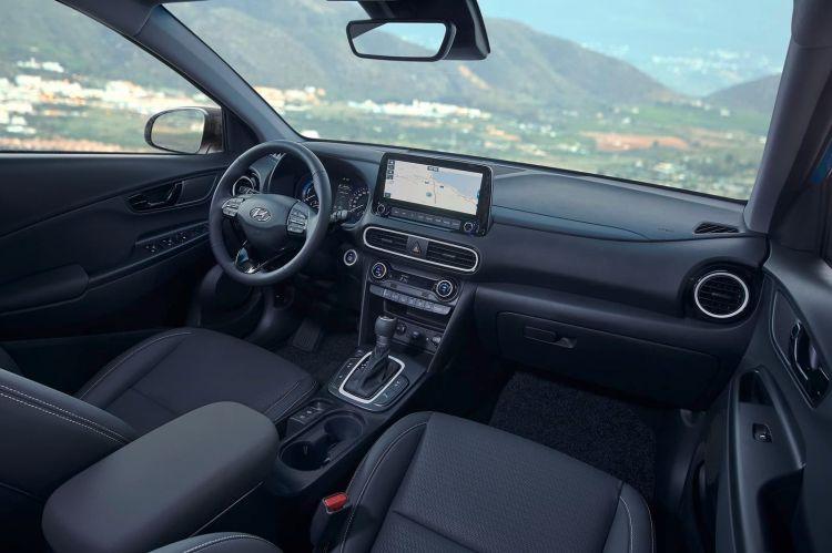 Hyundai Kona Hibrido 0619 015