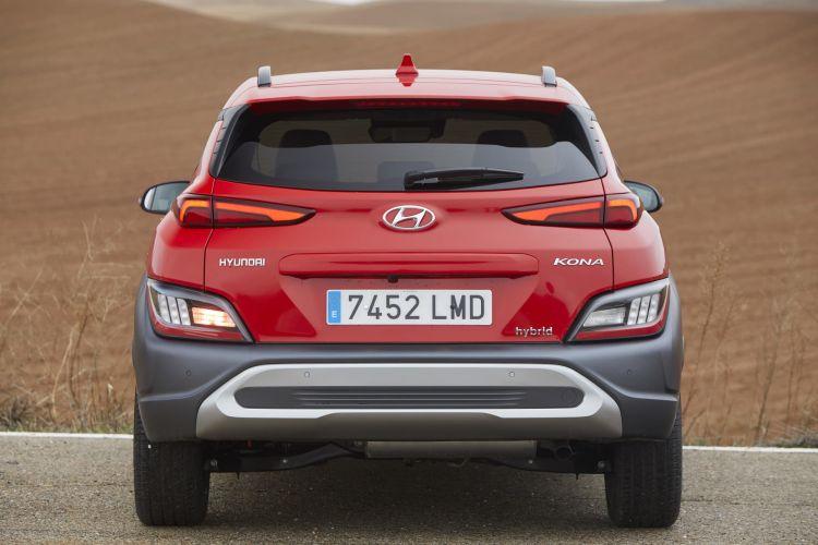 Hyundai Kona Hibrido Hev 2021 Prueba Analisis 30