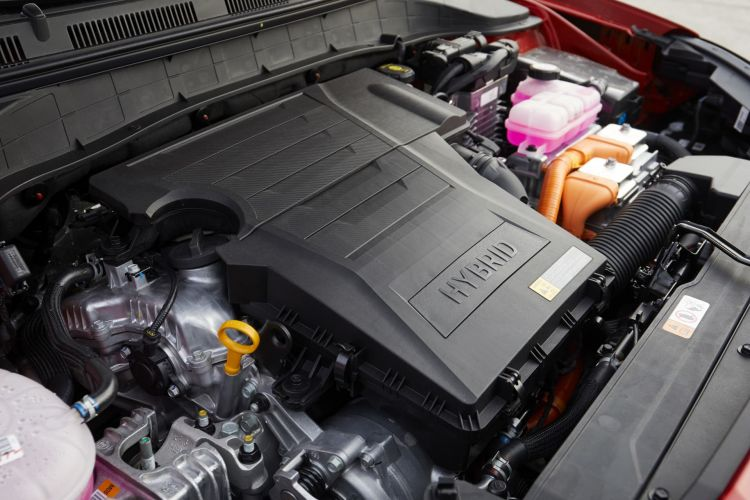 Hyundai Kona Hibrido Hev 2021 Prueba Analisis 51