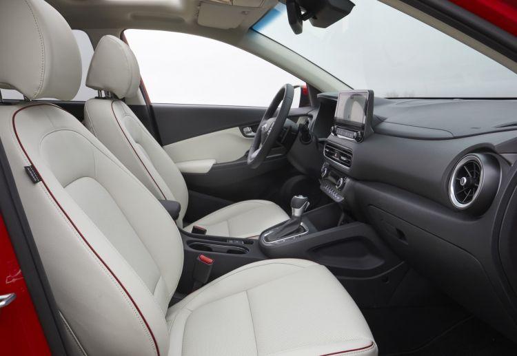 Hyundai Kona Hibrido Hev 2021 Prueba Analisis 53