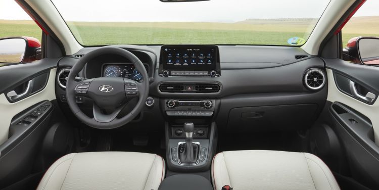 Hyundai Kona Hibrido Hev 2021 Prueba Analisis 60