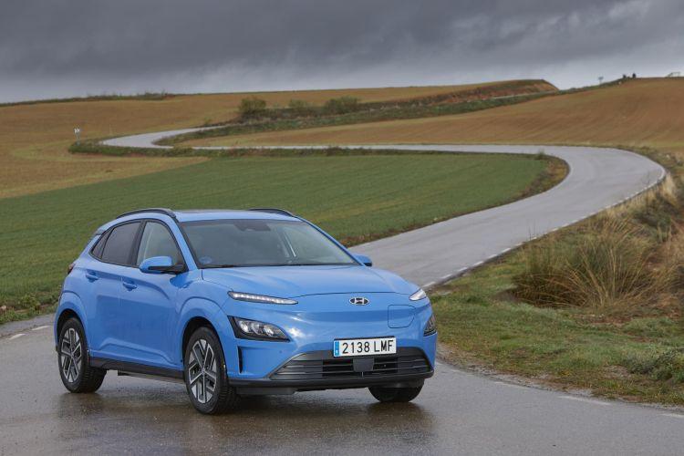 Hyundai Kona Hibrido Hev 2021 Prueba Analisis 98