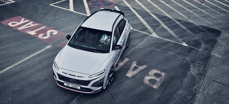 Hyundai Kona N 2021 Precios Portada