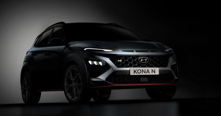 Hyundai Kona N Fecha Presentacion 01