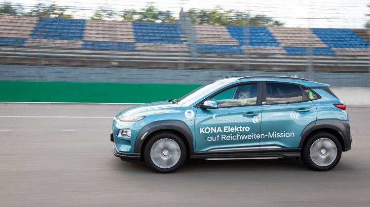 Hyundai Kona Record Autonomia 02