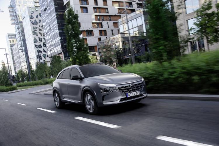 Hyundai Nexo 30