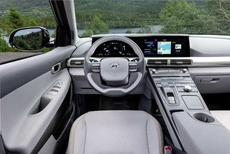 Interior Hyundai Nexo