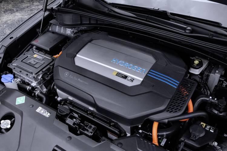Motor Hyundai Nexo