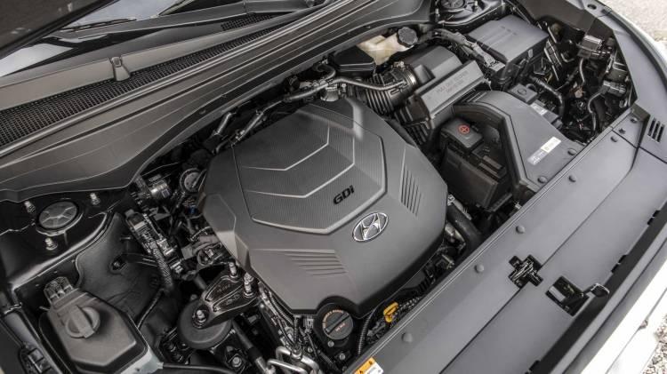 Hyundai Palisade 2019 13