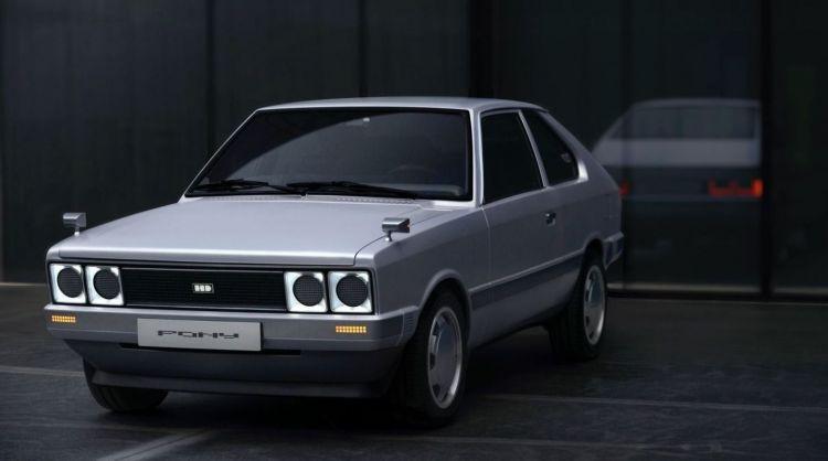 Hyundai Pony Heritage Ev 19