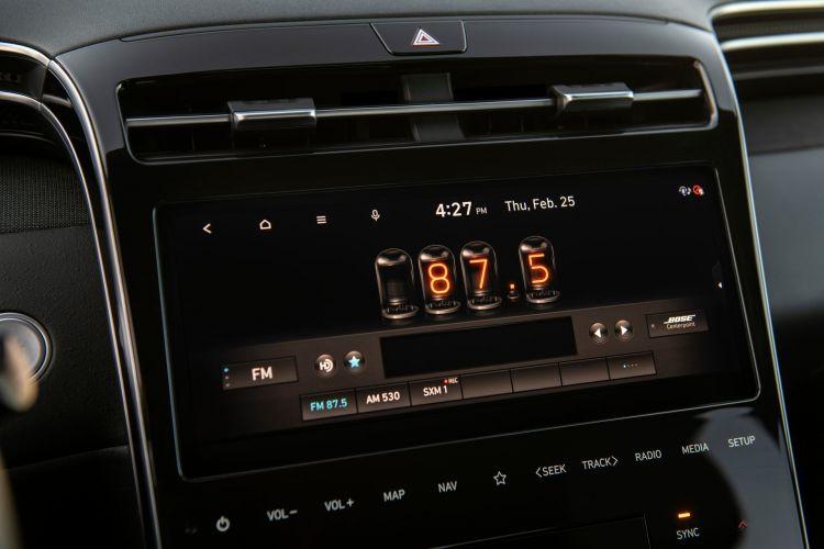 Hyundai Santa Cruz 2021 11 Interior