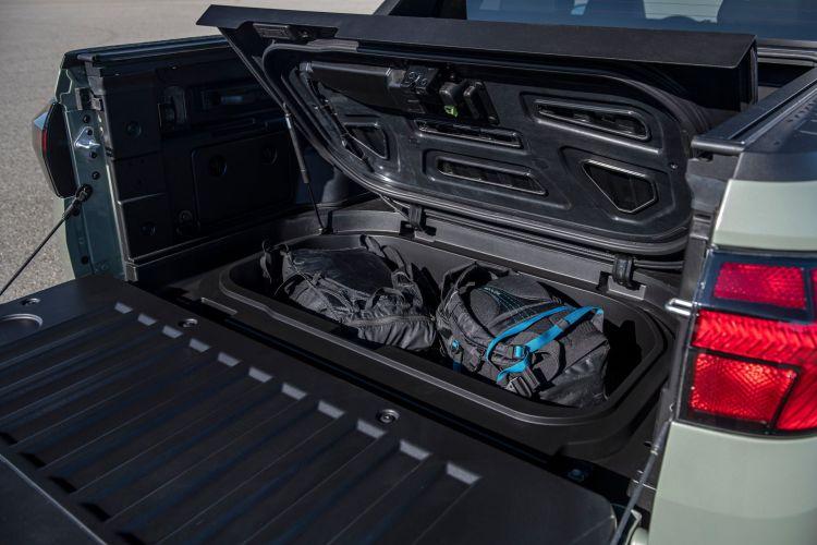 Hyundai Santa Cruz 2021 5 Caja