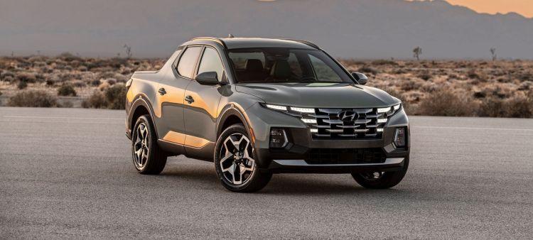 Hyundai Santa Cruz 2021 P