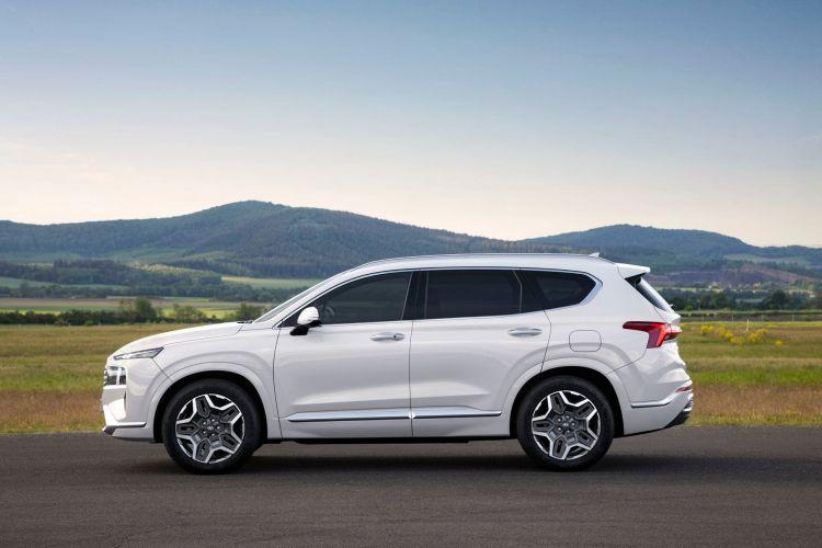 Hyundai Santa Fe 2020 10