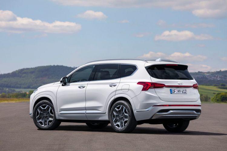 Hyundai Santa Fe 2020 12