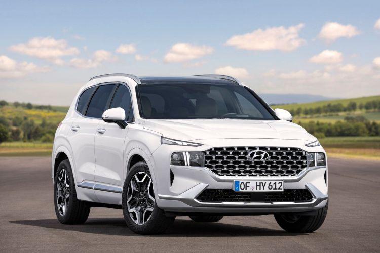 Hyundai Santa Fe 2020 13