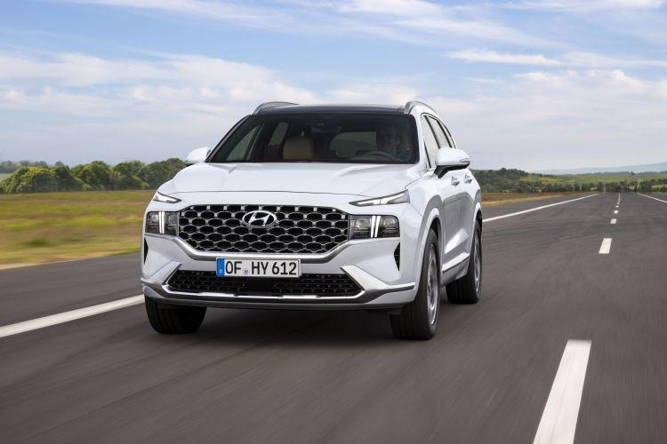 Hyundai Santa Fe 2020 18