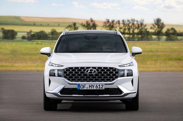 Hyundai Santa Fe 2020 9