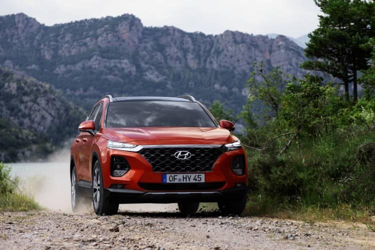 Hyundai Santa Fe 20