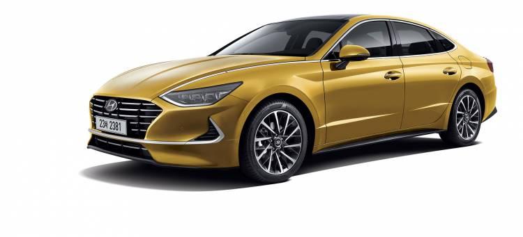 Hyundai Sonata 2019 05
