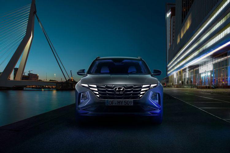 Hyundai Tucson 2021 Exterior 06
