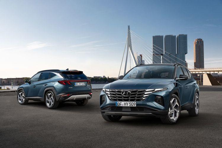 Hyundai Tucson 2021 Exterior 08