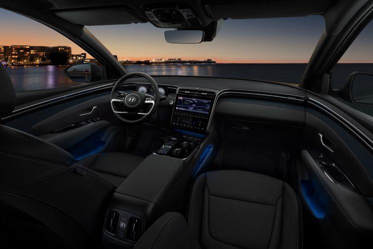 Hyundai Tucson 2021 Interior 02