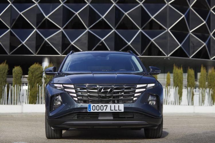 Hyundai Tucson Hibrido Oferta Septiembre 2021 04 Exterior