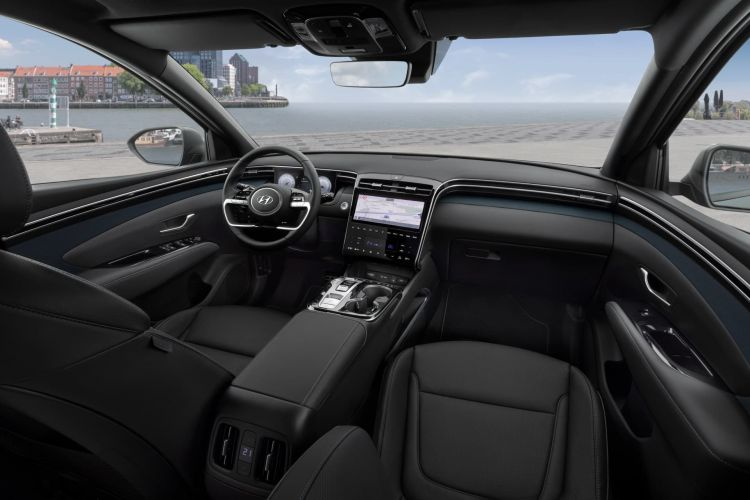 Hyundai Tucson Hibrido Oferta Septiembre 2021 07 Interior