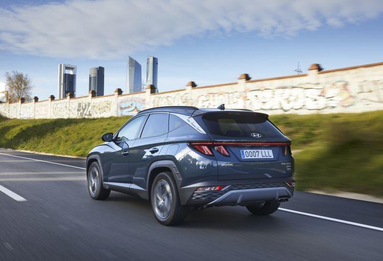 Hyundai Tucson Hibrido Oferta Septiembre 2021 61 Exterior
