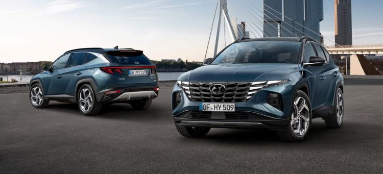 Hyundai Tucson Hibrido Oferta Septiembre 2021 Portada