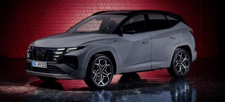 Hyundai Tucson N Line 2021 P